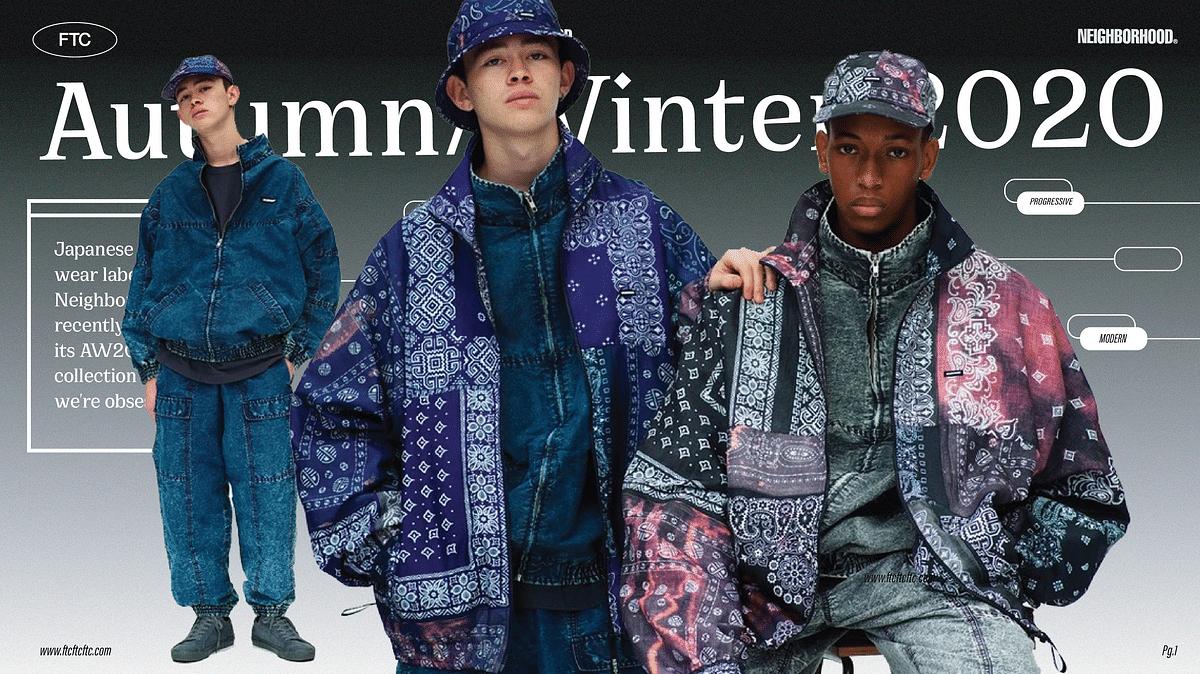 Neighborhood Unveils Autumn/Winter 2020 Collection