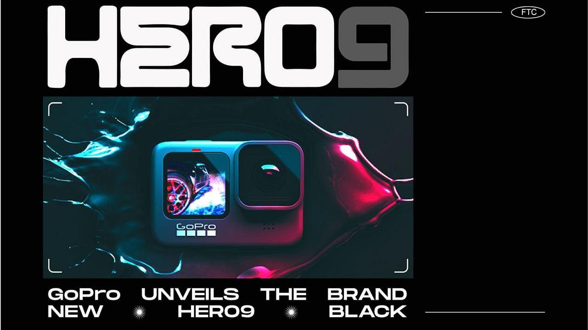 GoPro Unveils The Brand New HERO9 Black