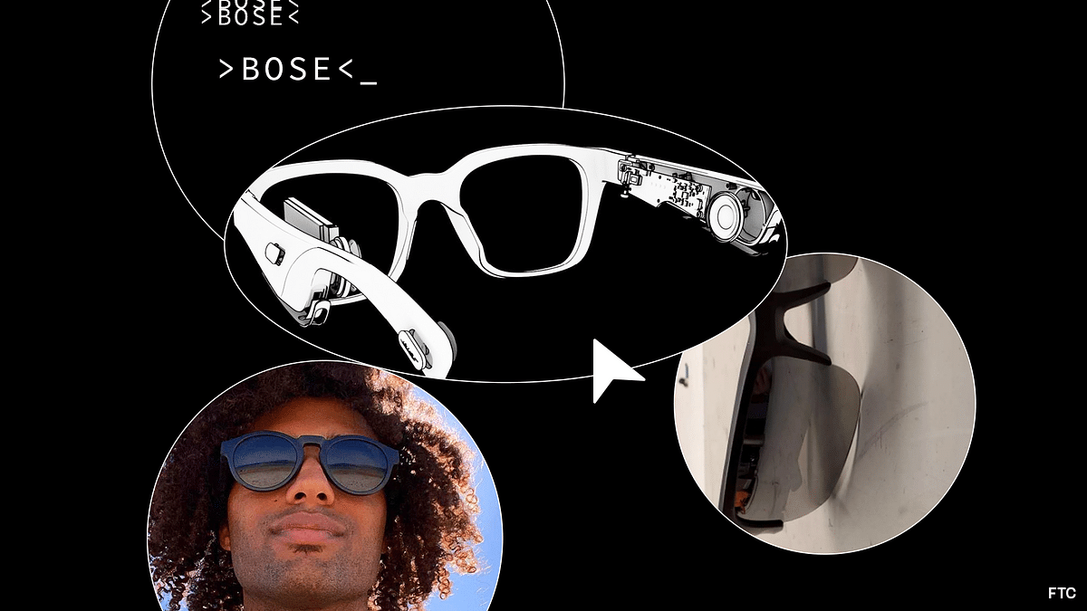 Bose Combines its Iconic Sound Technology with Optics