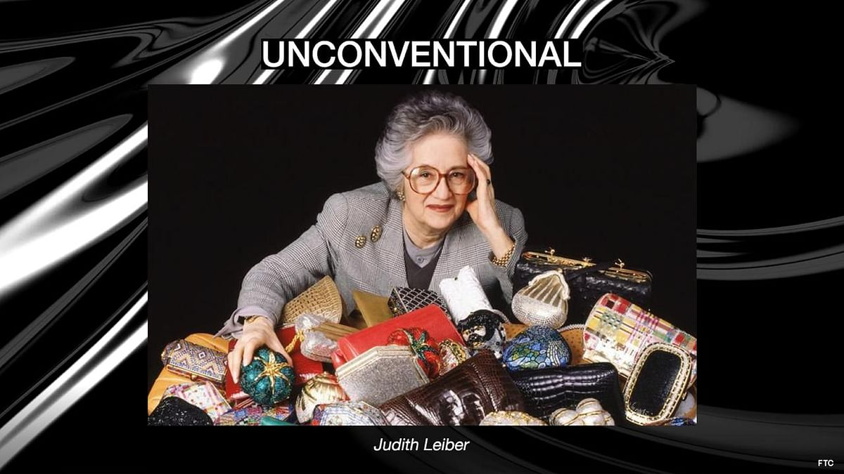 UNconventional: Judith Leiber