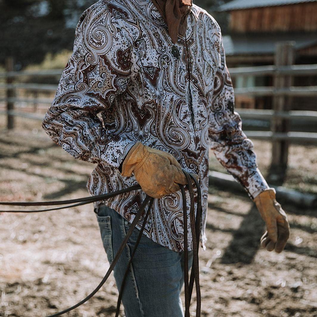 The Paisley Cowboy