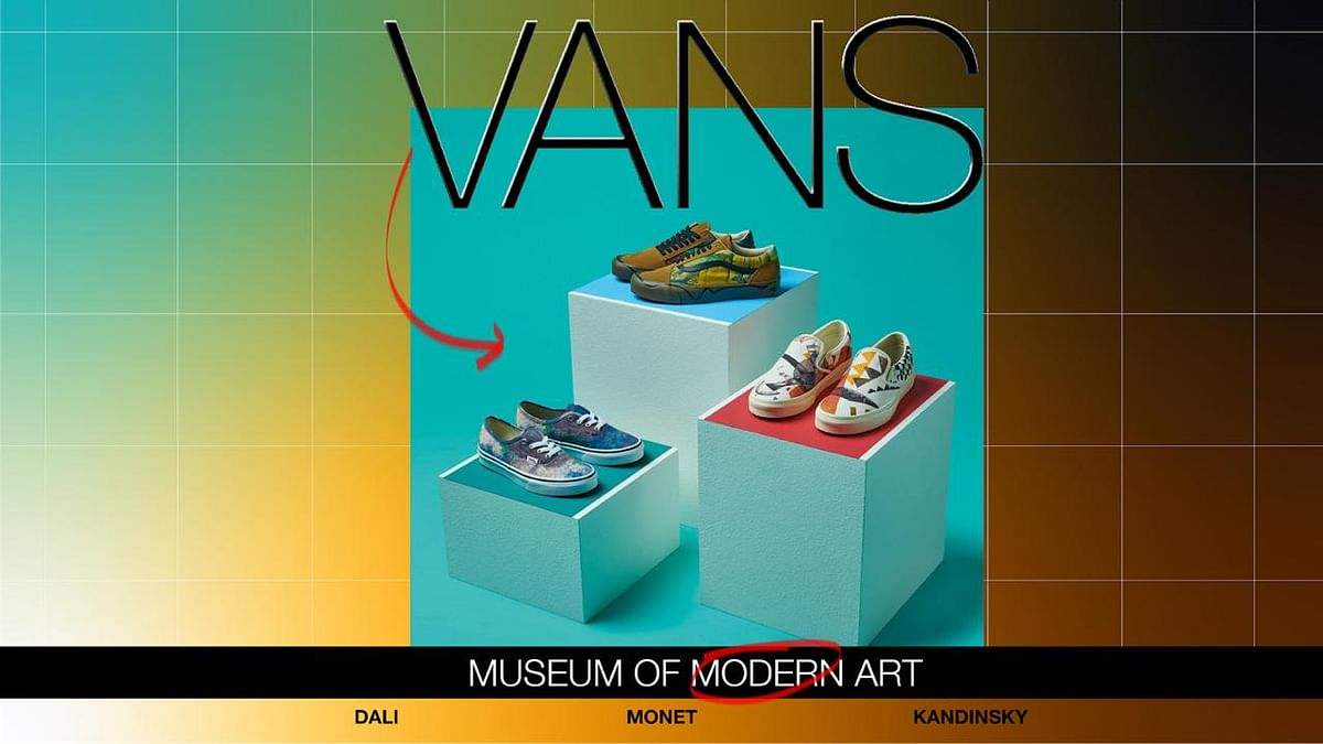 Vans And MoMA Collaborate To Celebrate Timeless Art