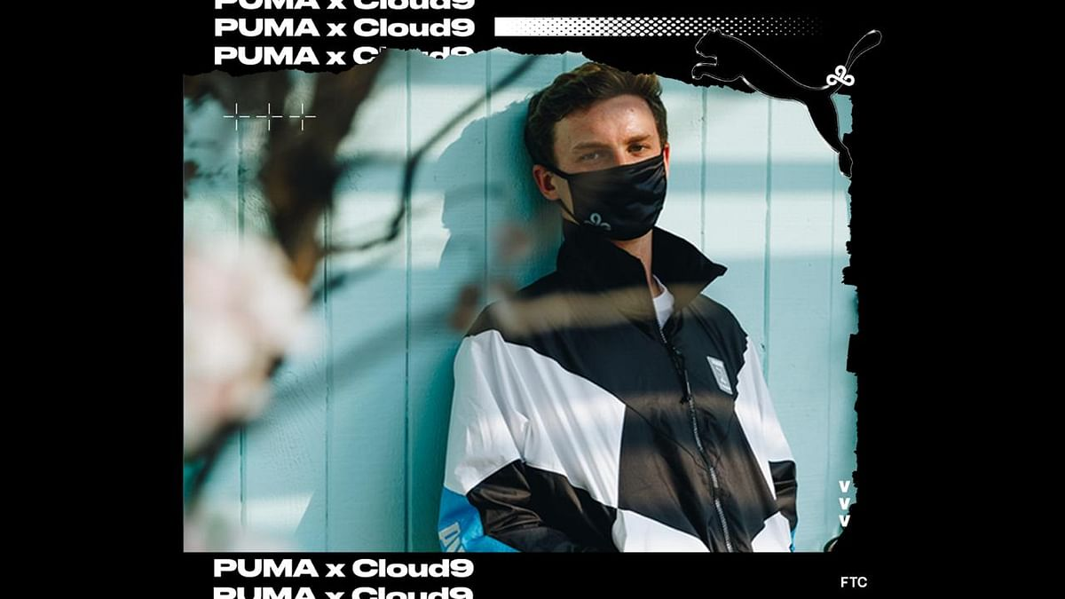 Puma and Cloud9's Latest Apparel Collection Released