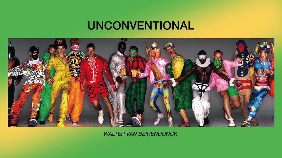 UNconventional: Walter Van Beirendonck