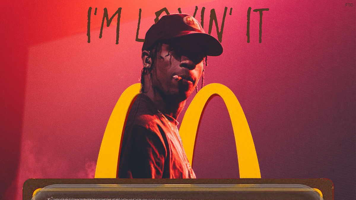 Upcoming Travis Scott x McDonald's Collaboration Is Finally Confirmed