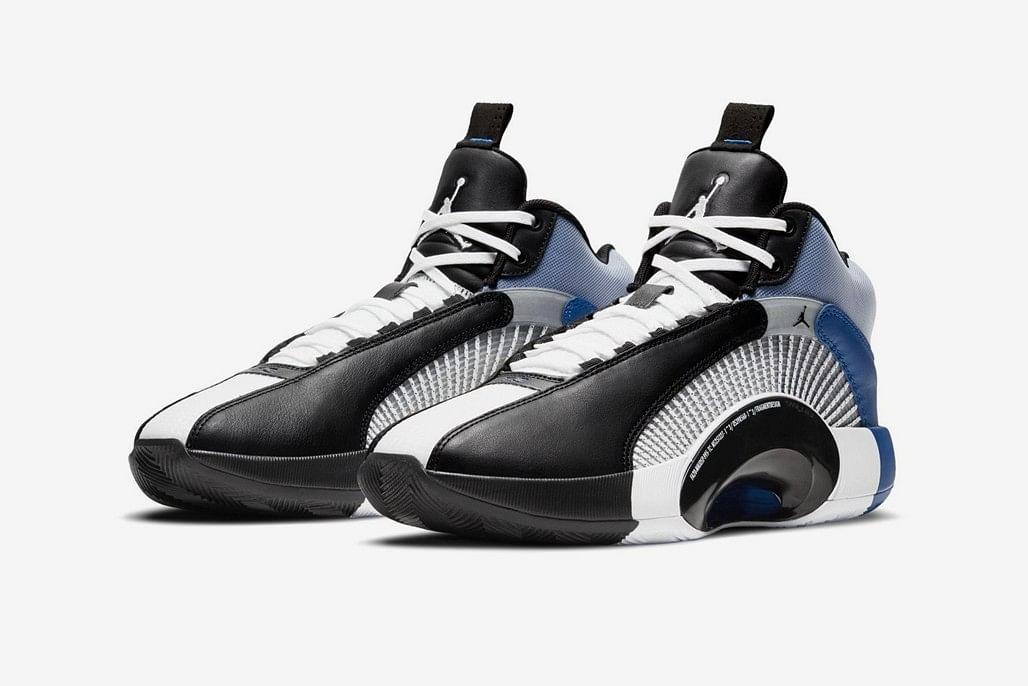 Air Jordan XXXV fragment