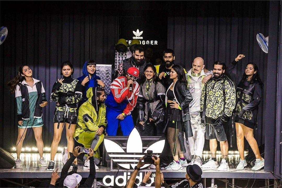 NoughtOne X AdidasOriginals