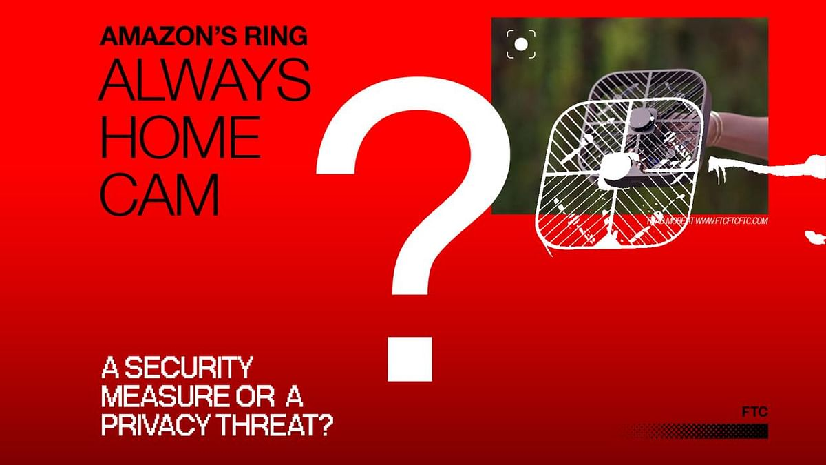 Amazon's Ring 'Always Home Cam': A Security Measure or Privacy Threat?