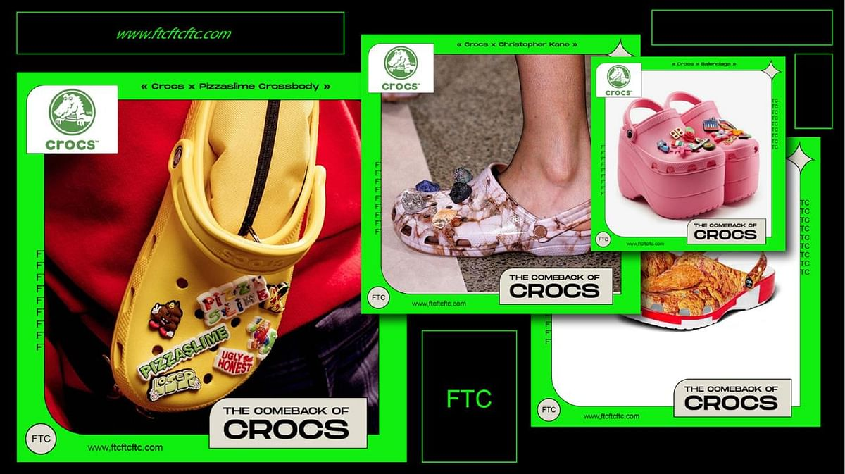 The Comeback of Crocs: An Unexpected Success Story
