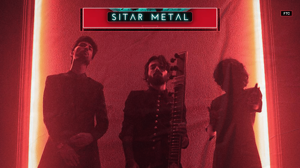 Sitar Metal: The World's First Sitar Fronted Indian Classical Metal Band