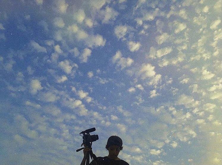 Ari's venture into filmmaking