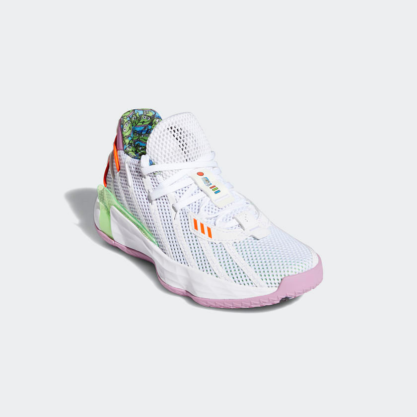 DAME 7 X BUZZ TOY STORY SHOES