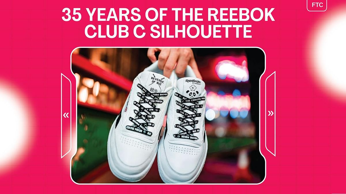 35 Years Of The Reebok Club C Silhouette