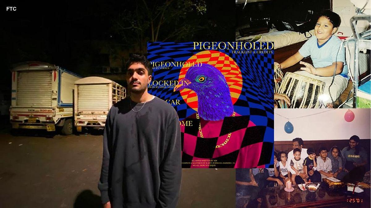 Hip-hop Artist Adi Serves A New Genre-Bending EP 'PIGEONHOLED'