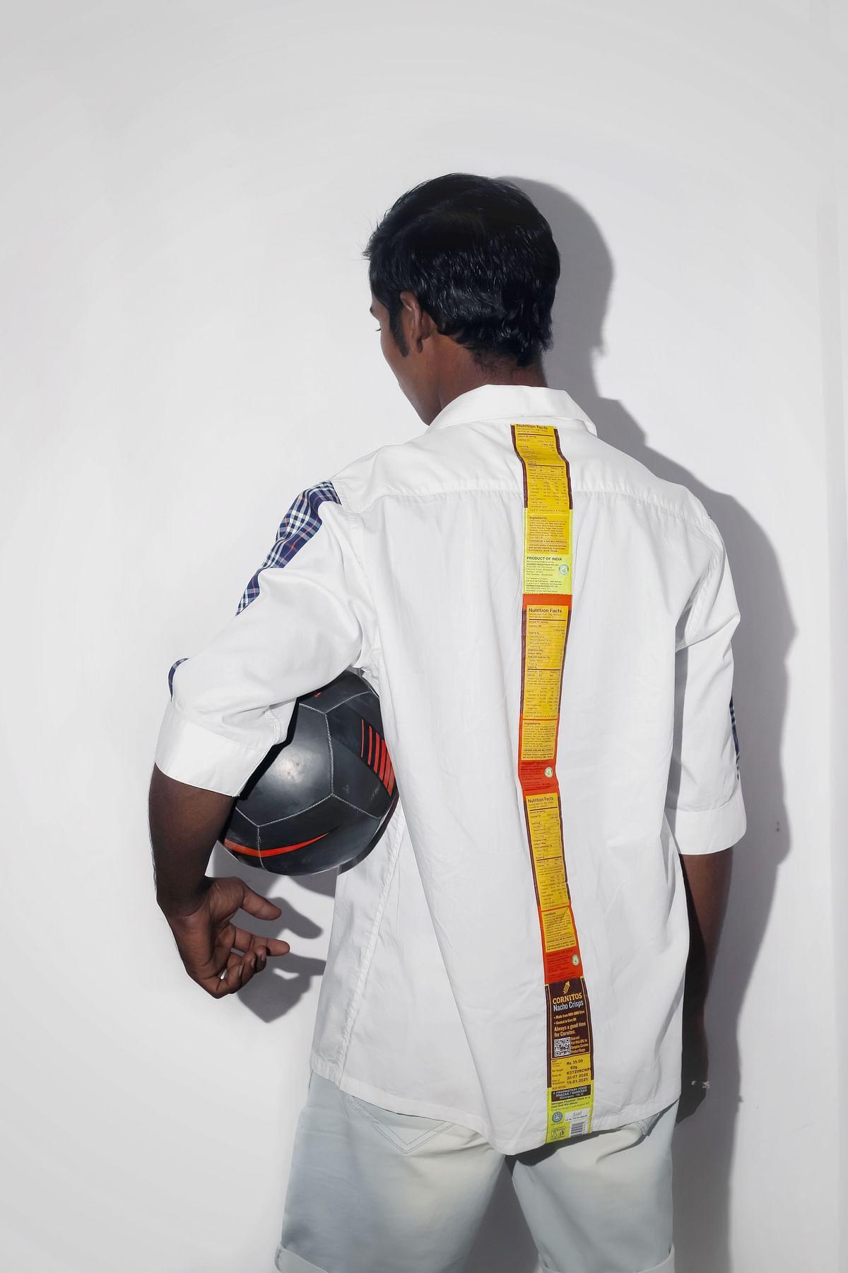White Chip Shirt
