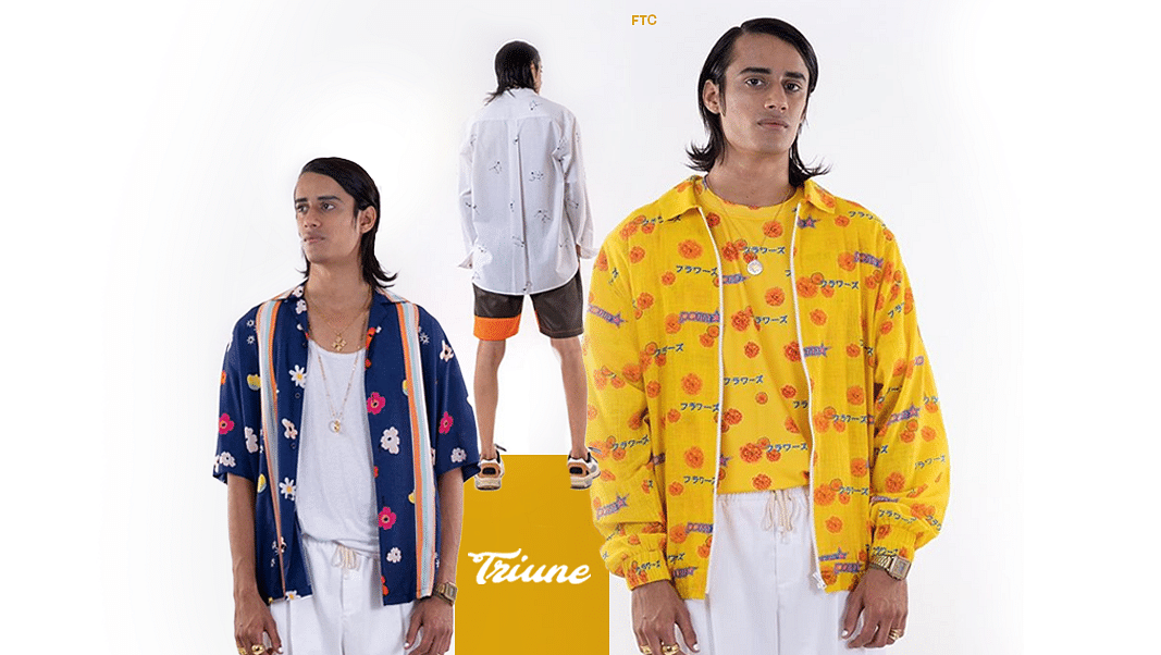 Upgrade Your Wardrobe Staples With Triune's Colourful Take On Menswear