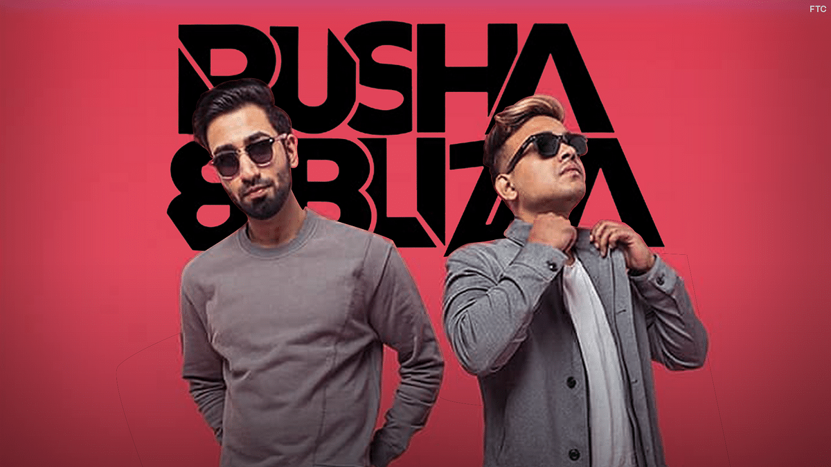 Electrifying The Sound Of India With Rusha And Blizza