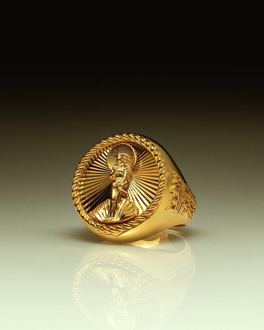 Venus Of Botticelli Ring