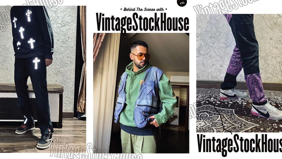 Behind The Scenes With Vintage Stock House