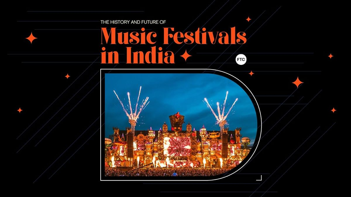 A Brief History and The Coming Future Of Music Festivals in India
