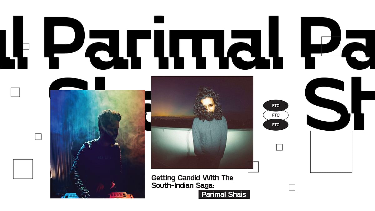 Getting Candid With The South-Indian Saga: Parimal Shais
