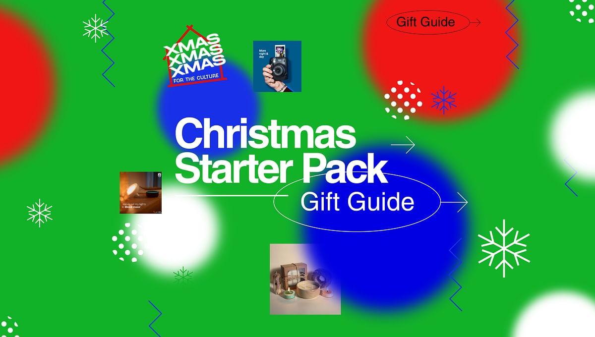 Christmas Starter-Pack: Gift Guide