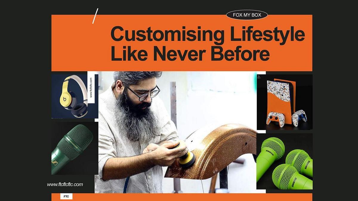 Fox My Box: Customising Lifestyle Like Never Before