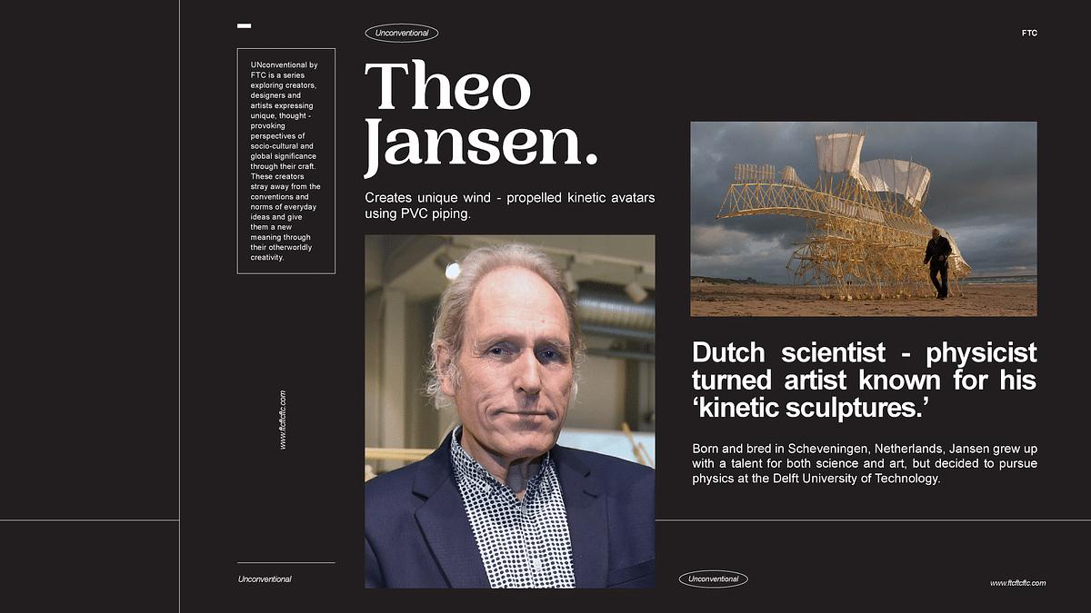 UNconventional: Theo Jansen