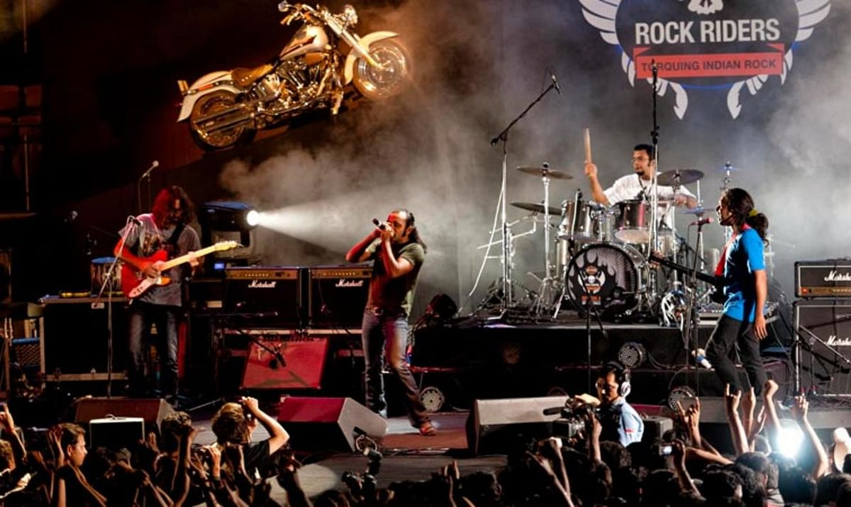 Harley Rock Riders