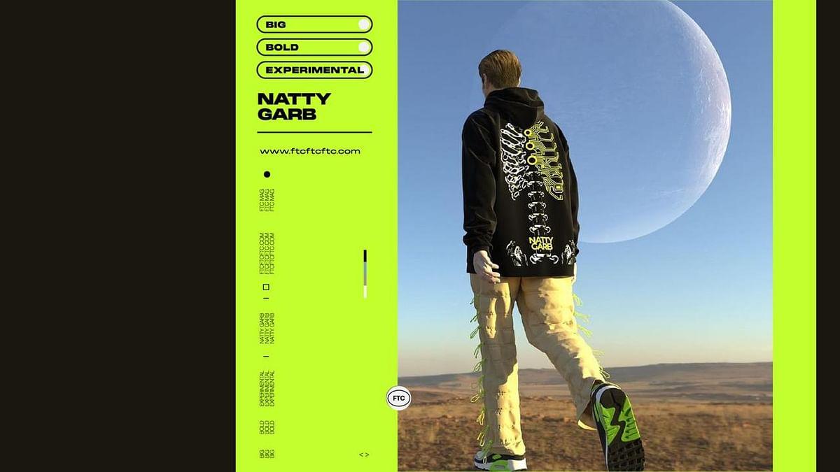 Natty Garb: Big, Bold and Experimental