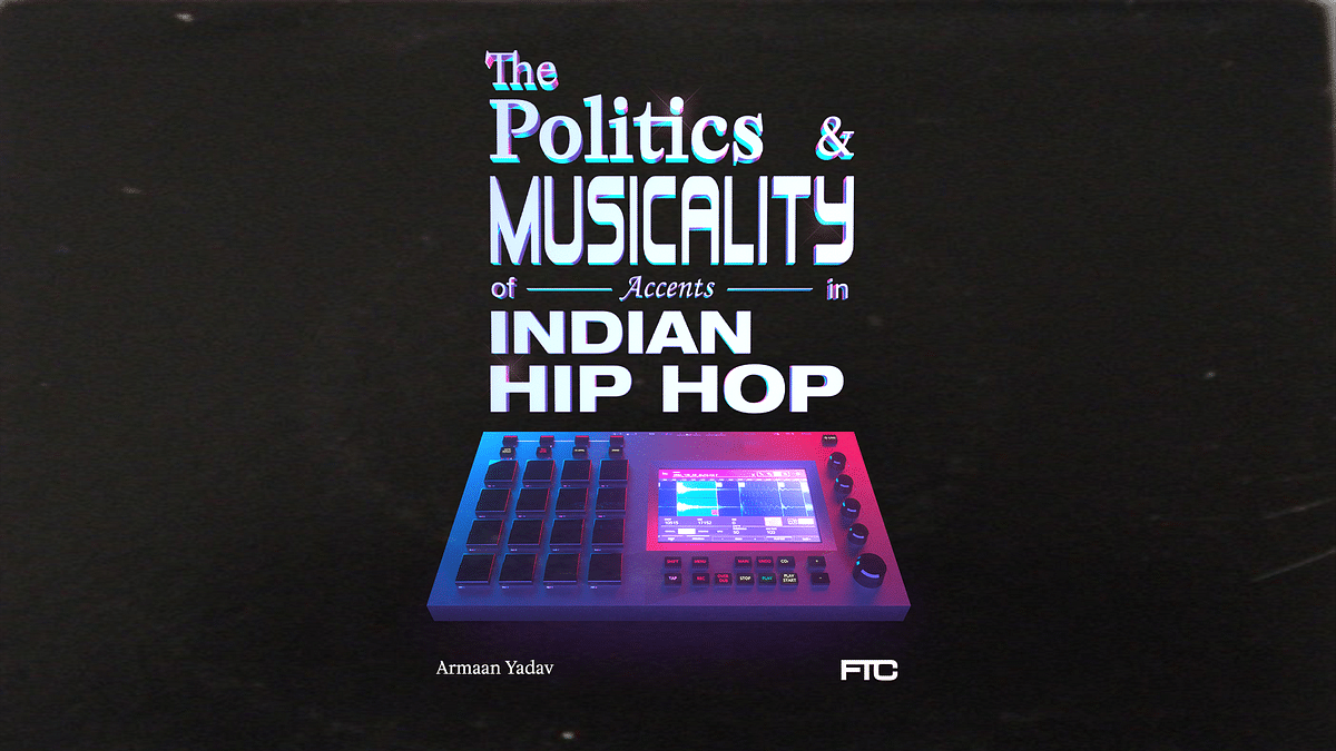 The Politics & Musicality of Accents in Indian Hip-Hop