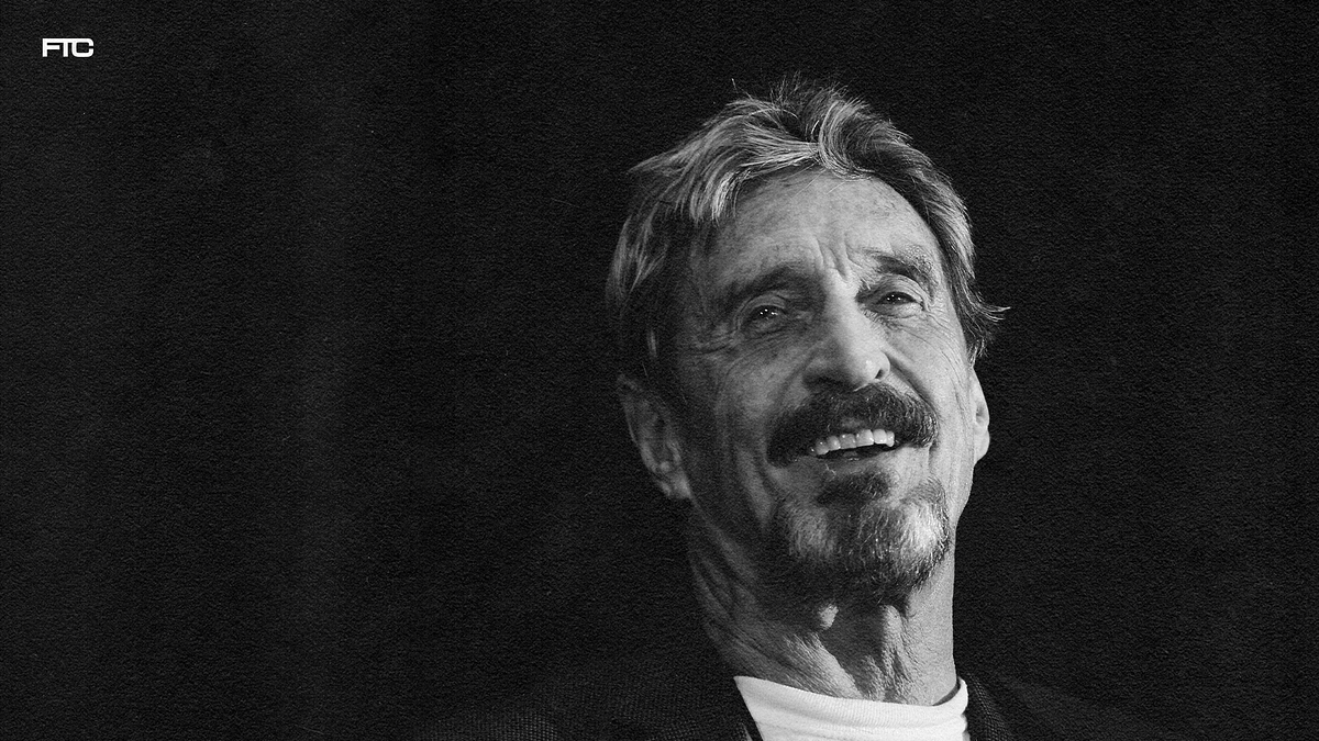 The Bizarre Life (And Death) Of John McAfee