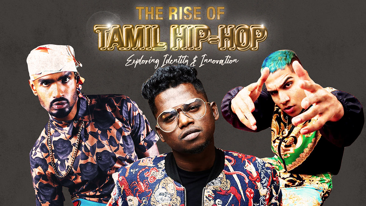 The Rise of Tamil Hip-Hop: Exploring Identity & Innovation