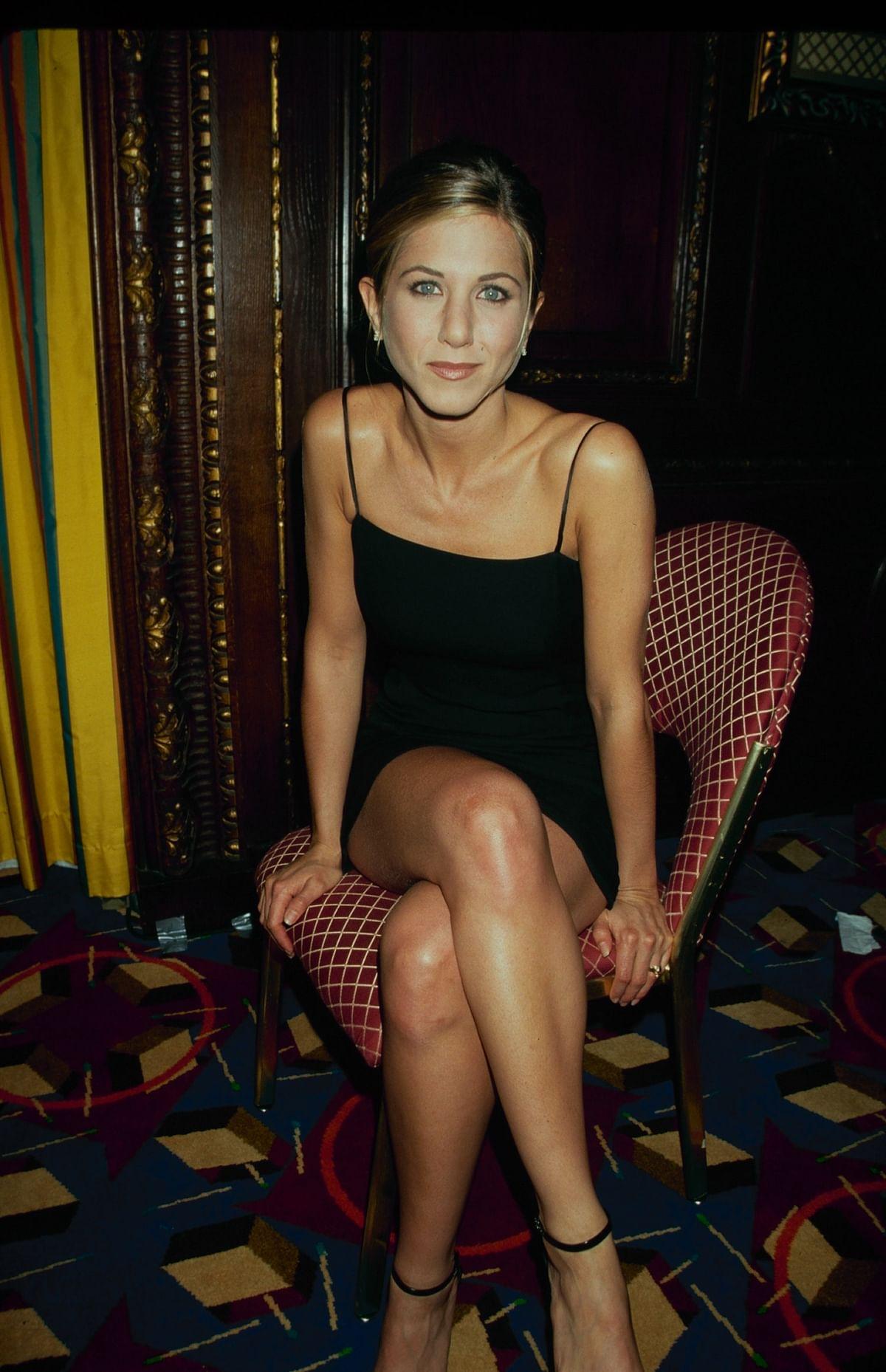 "<div class=""paragraphs""><p>Jennifer Aniston in her trusty LBD</p></div>"