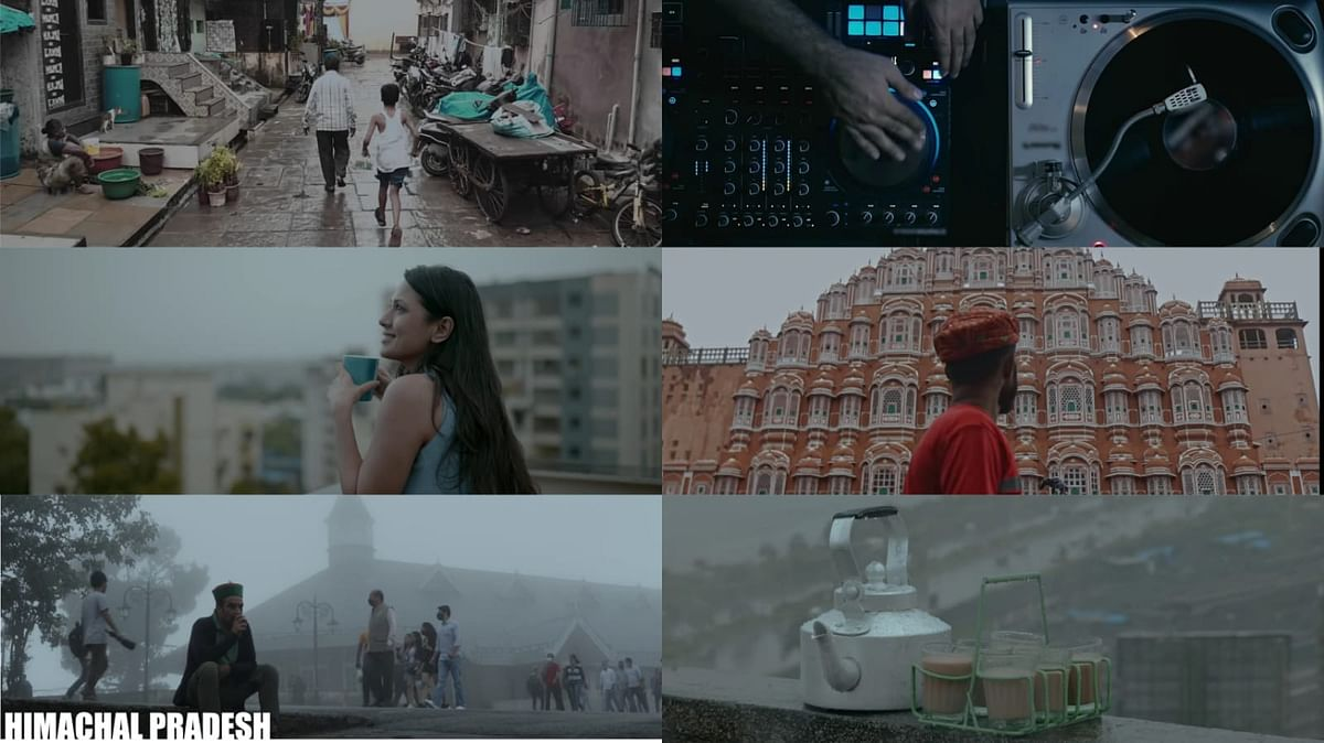 """<div class=""""paragraphs""""><p>Stills from 'Indian Monsoon' Music Video&nbsp;</p><p>Directed by Jugal Raaj</p></div>"""