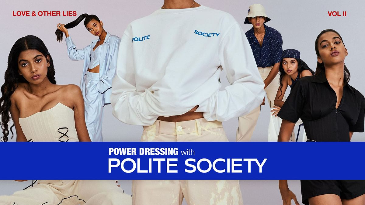 Sartorial Armour And New Rites Of Power Dressing With Polite Society