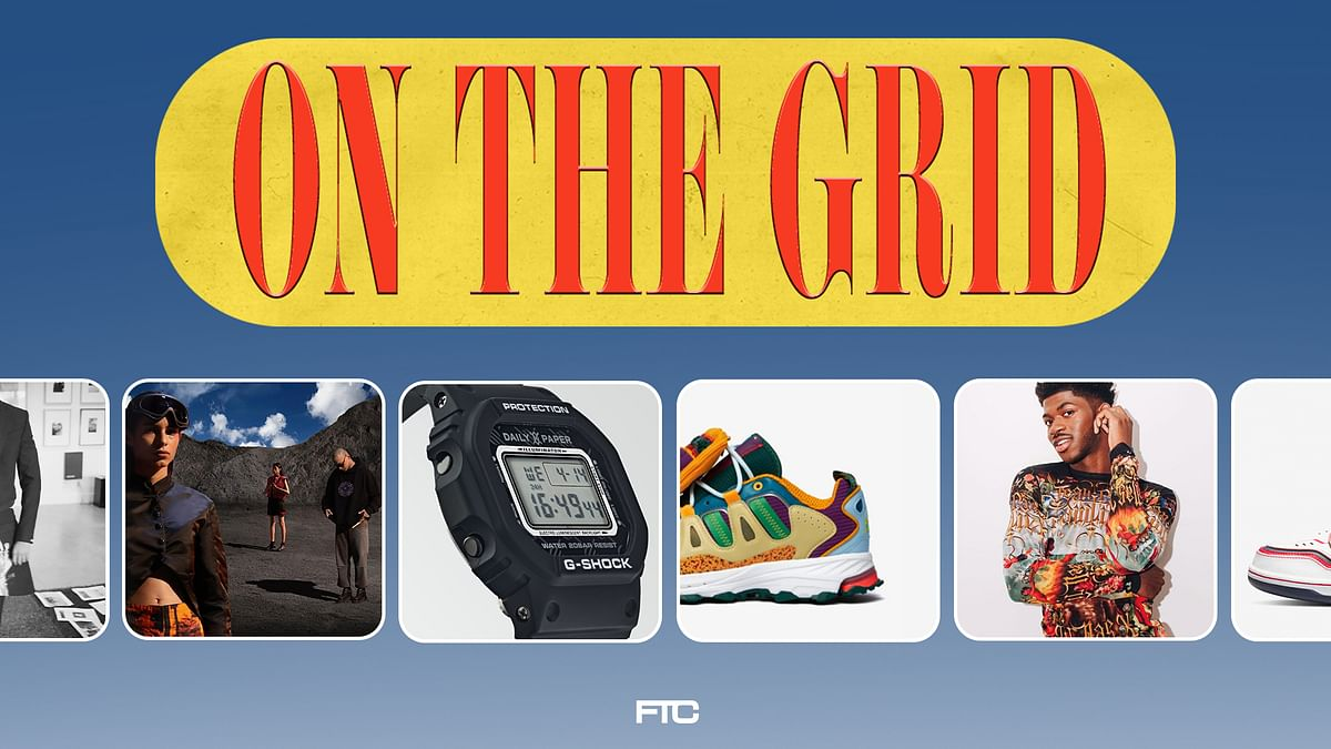 On-The-Grid This Week: Watches, Sneakers, and AW'21 Drops