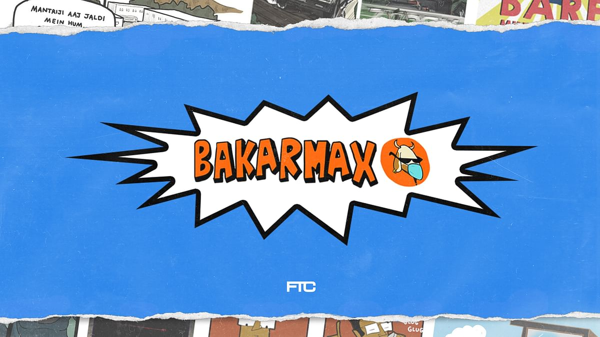 Plugging The Void Of Indian Adult Animation With Bakarmax
