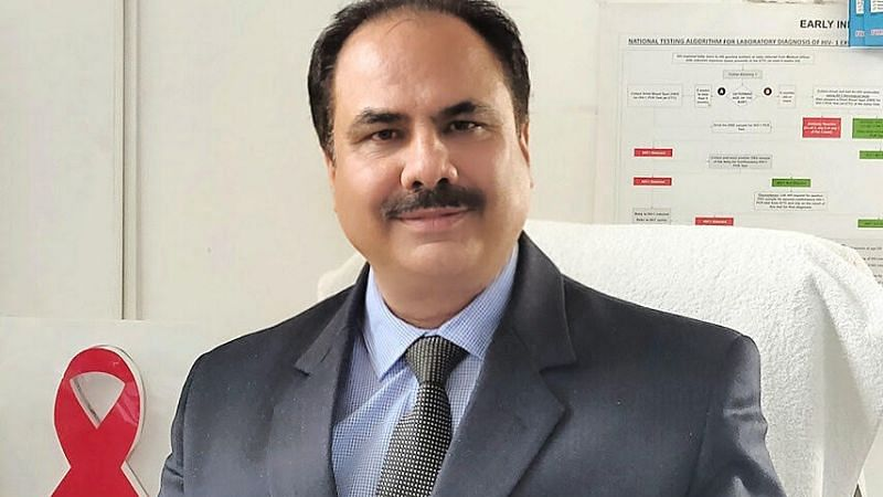 RTPCR lab at DH Ganderbal to be commissioned soon: Director Health
