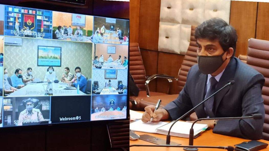 Chief Secretary chairs maiden meeting with DCs, SPs