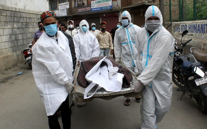 COVID claims 12 more lives in J&K