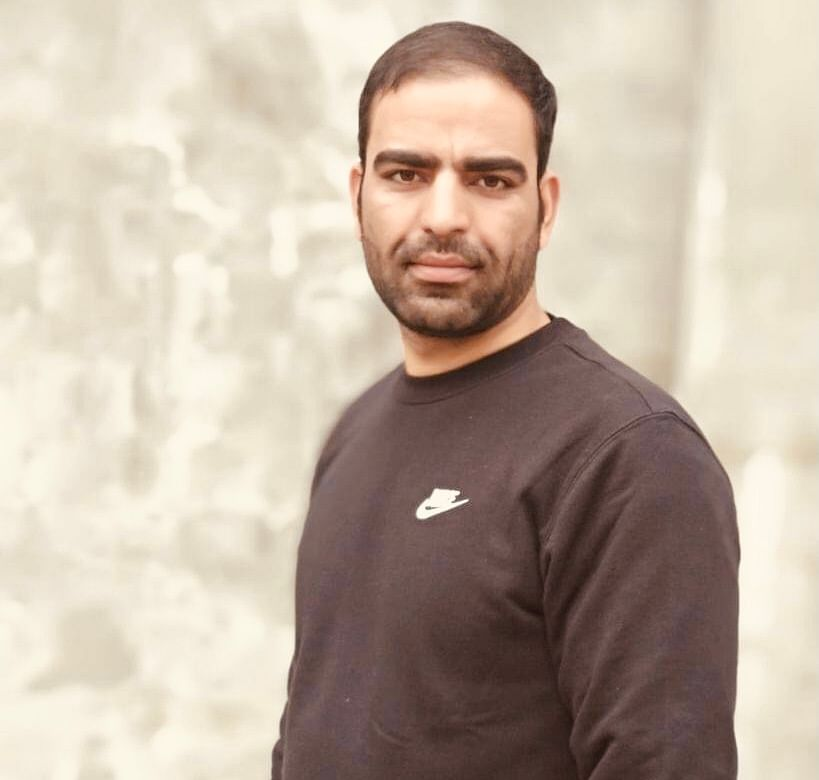 Syed Rizwan Geelani