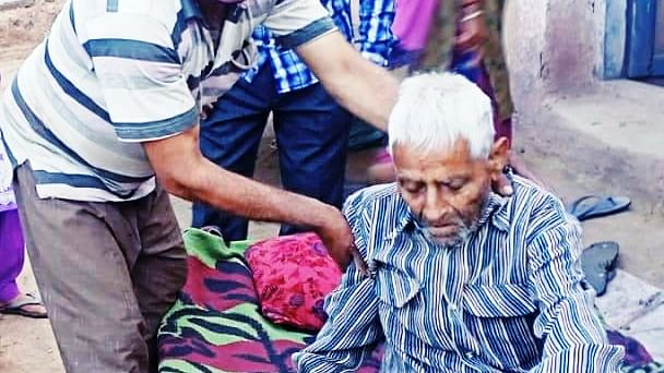 96-year-old Rajouri man beats COVID-19 through his 'will to recover'