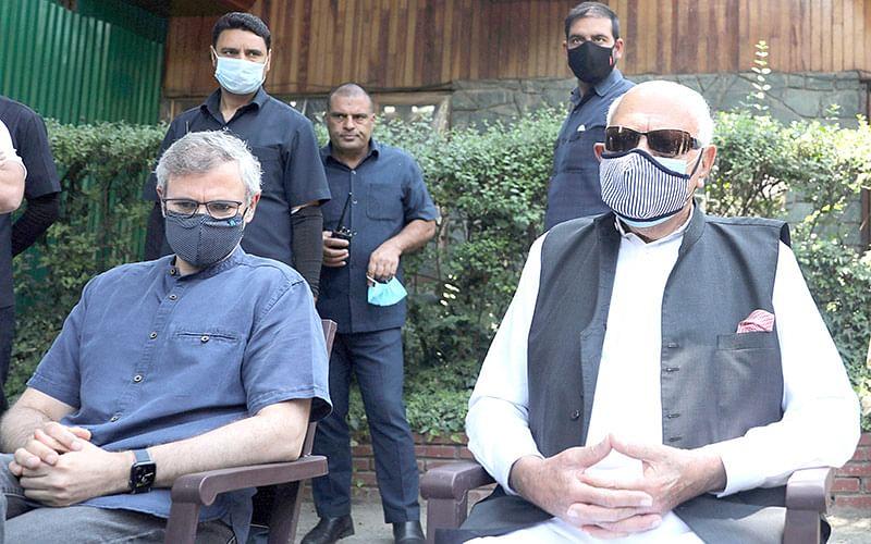 Dr Farooq puts onus of removing 'mistrust' on GoI