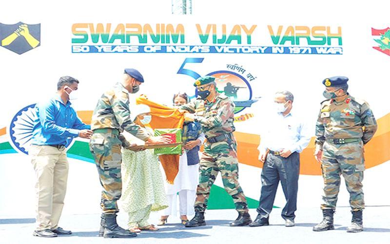 Swarnim Vijay Varsh celebrations held at Baramulla