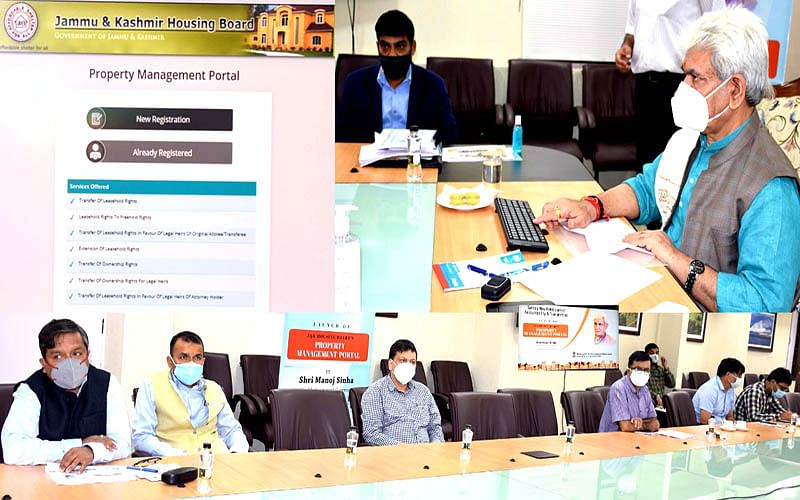 LG launches Housing Board Property Management Portal