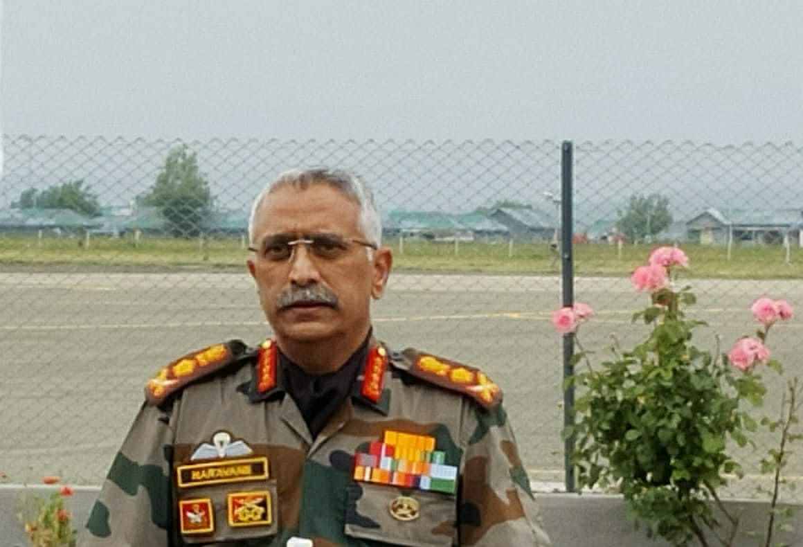 Onus of peace in Kashmir is on Pak: Army chief