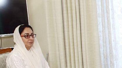 Darakhshan urges KU to set up Sharda Studies Centre