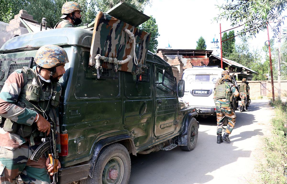 Two militants killed in Kulgam gunfight: police