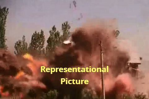 Mysterious explosion outside Sarpanch's house in J&K's Rajouri; police start investigation
